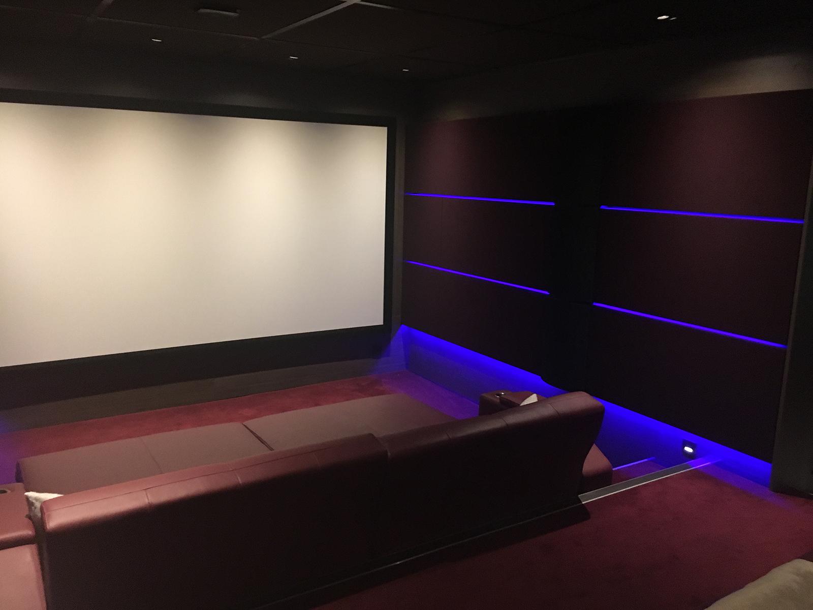 salle de cinéma – ancienne cave